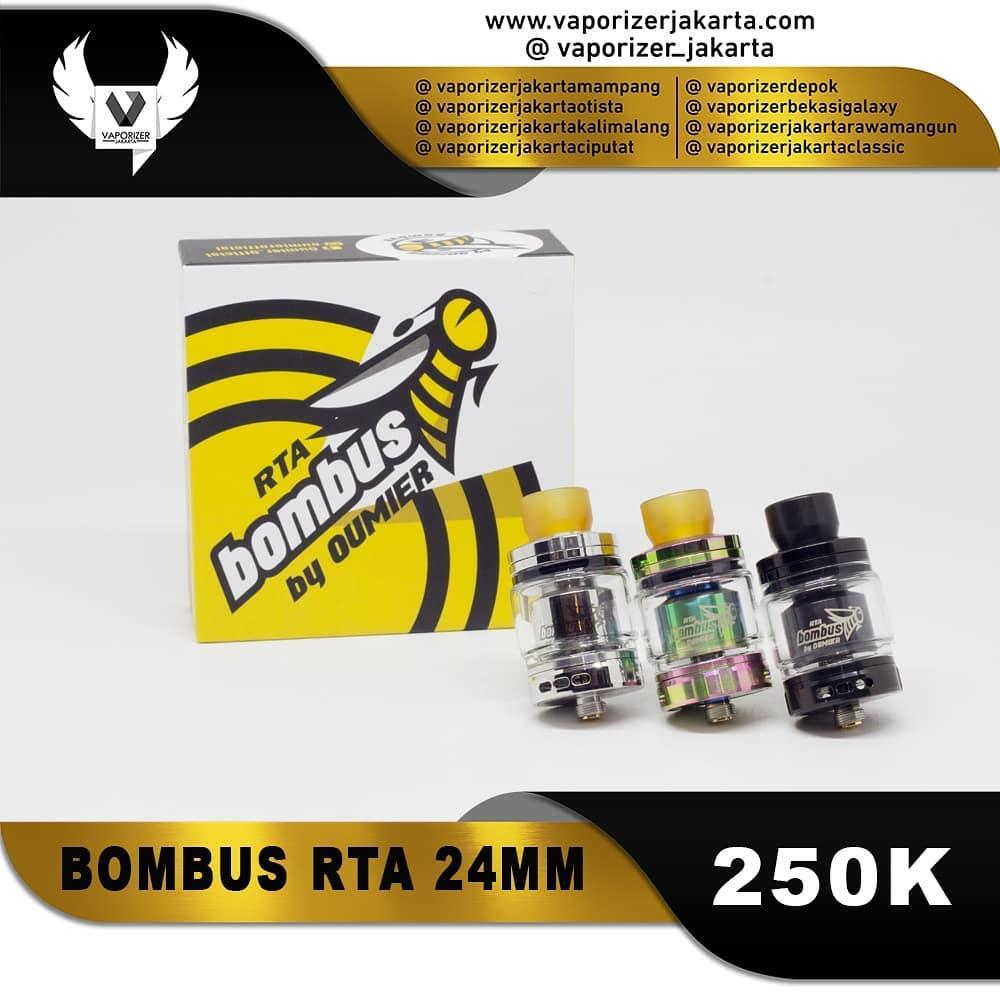 BOMBUS RTA 24MM (Authentic)