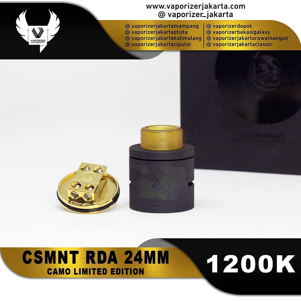 CSMNT RDA 24MM (Authentic)