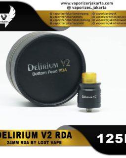 DELIRIUM V2 RDA (Authentic)