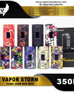 VAPOR STORM PUMA 200W BOX MOD (Authentic)
