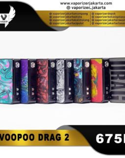 VOOPOO DRAG 2 177W BOX MOD (Authentic)
