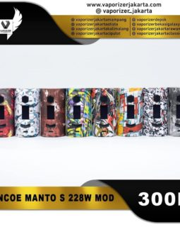 RINCOE MANTO S MOD 228W (Authentic)
