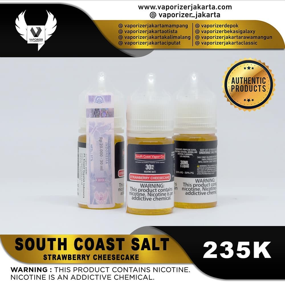 SOUTH COAST SALTS