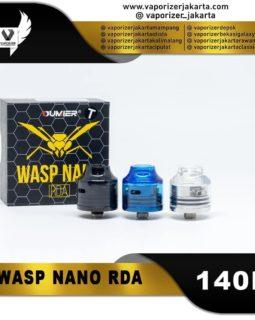 WASP NANO CLEAR CAP 22MM RDA (Authentic)
