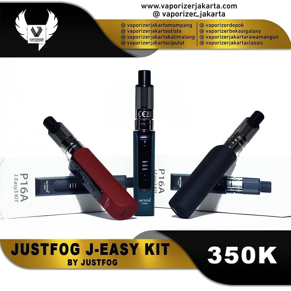 JUSTFOG J-EASY3 P16A KIT (Authentic)