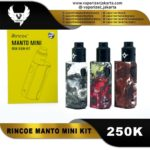 RINCOE MANTO MINI 90W + METIS RDA (Authentic)
