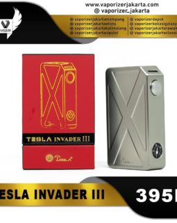 TESLA INVADER III MOD (Authentic)