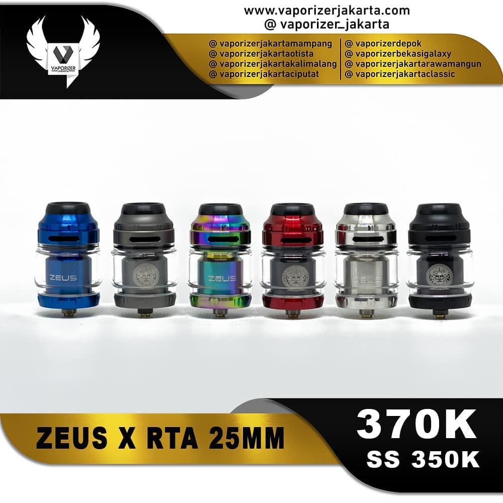 ZEUS X RTA 25MM (Authentic)
