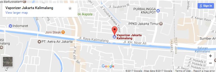 Vaporizer Jakarta Kalimalang