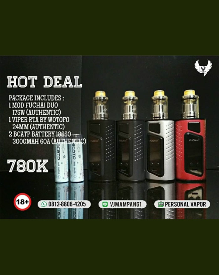 Paket Hot Deal 3