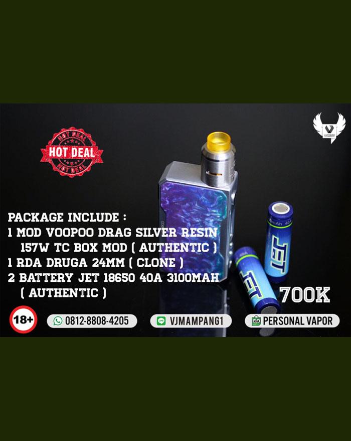 Paket Hot Deal 7