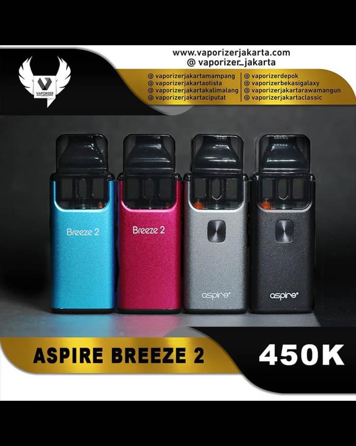 Aspire Breeze 2 AIO Starter Kit 1000mAh