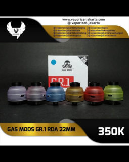 Gas Mods GR.1 RDA 22mm (Authentic)