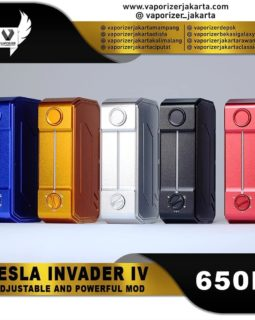 TESLA INVADER IV 280W MOD (Authentic)
