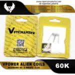 VPOWER ALIEN COILS