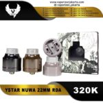YSTAR NUWA 22MM RDA (Authentic)
