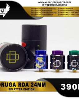 DRUGA SPLATTER COMBO RDA 24MM (Authentic)