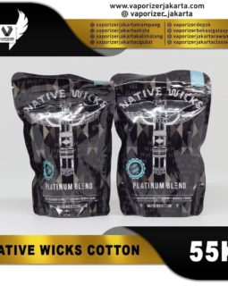 NATIVE WICKS COTTON (Authentic)