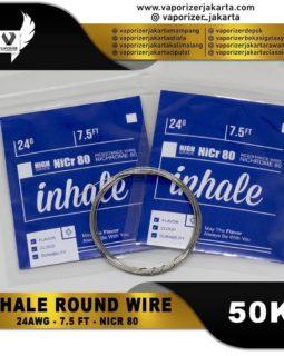 INHALE ROUND WIRE