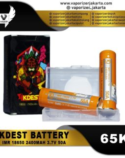 KDEST BATTERY 2400 MAH (Authentic)