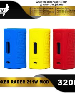 BOXER RADER 211W MOD(Authentic)