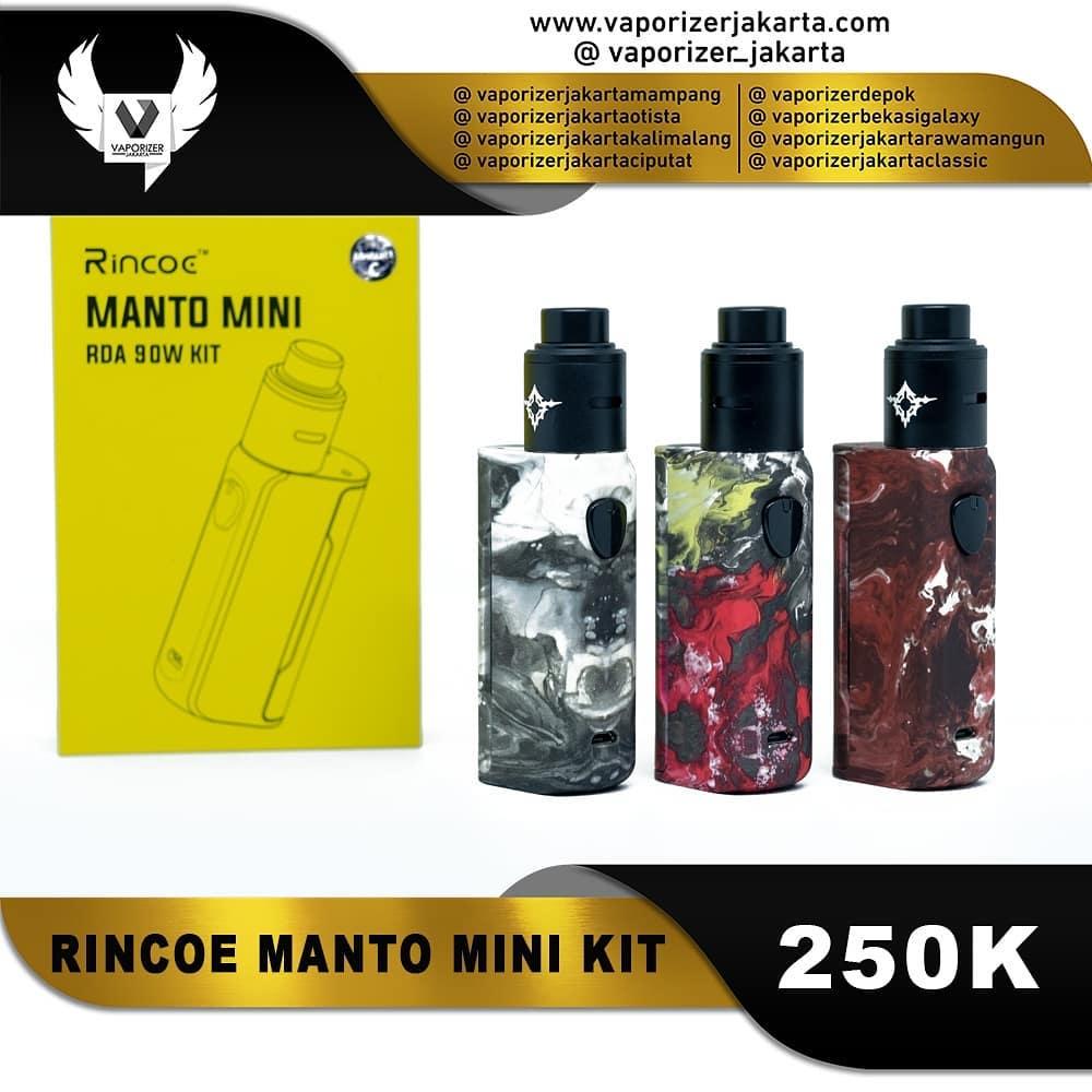 RINCOE MANTO MINI 90W + METIS RDA (Authentic)