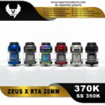 ZEUS X RTA 25MM (Authentic)